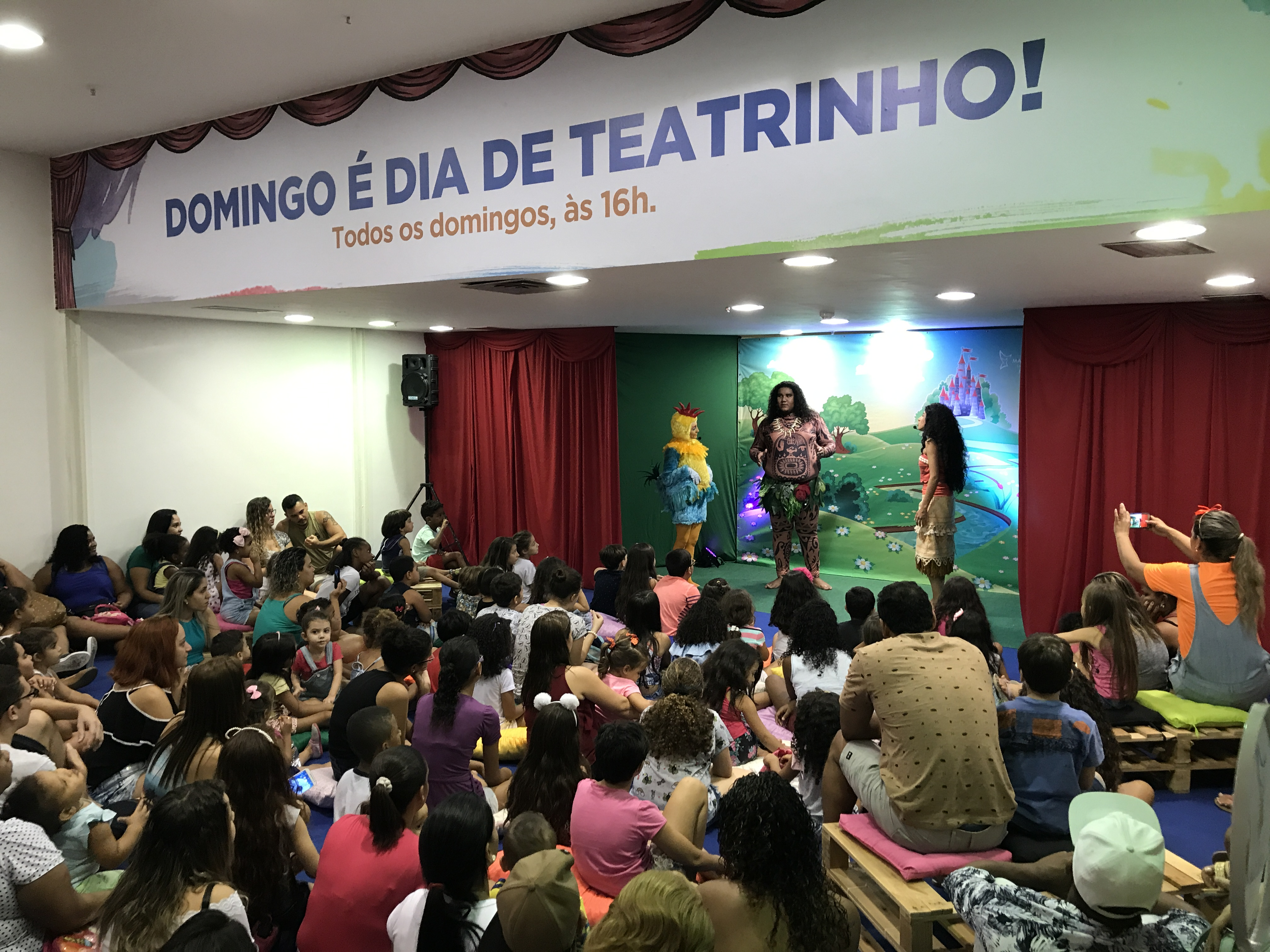 teatro madureira shopping